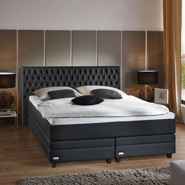 Wa'Core waterbedden Boxspring-look waterbed Bari DeLuxe